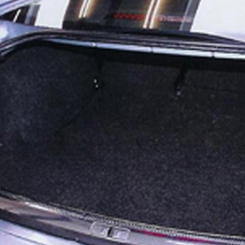 De kofferbak